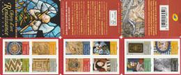 FRANCE 2014 CARNET 12 TIMBRES NEUF OBJETS D ART RENAISSANCE EN FRANCE BC 1011 - - Carnets