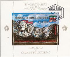 Guinea Ecuatorial Hb USADA Nº 21 - Equatorial Guinea