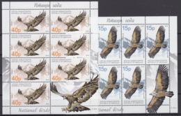 ABKHAZIA 2019 EUROPA CEPT NATIONAL BIRDS .SET 2 MS MNH - 2019