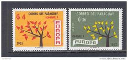 Paraguay 1962 Europa MNH (T1825) - 1962
