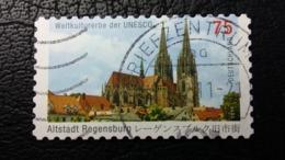 Briefmarke Aus Deutschland - Mit Darstellung Des Doms St. Peter In Regensburg - Kirchen U. Kathedralen