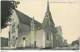 41.  CELLETTES . L'église . - Other Municipalities