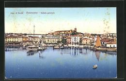 Cartolina Desenzano, Veduta Generale - Italia