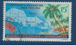 "Nle-Caledonie YT 305 "" Conférence "" 1962 Oblitéré - Neukaledonien"