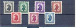 Nrs.360/366 ** Postgaaf LION - Unused Stamps