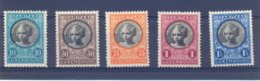 Nrs.192/196 ** Postgaaf Zeer Mooi  Princes Elisabeth - Unused Stamps