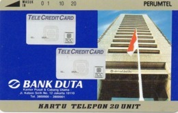 INDONESIA - TAMURA - PERUMTEL - BANK DUTA  - MINT - Indonesië