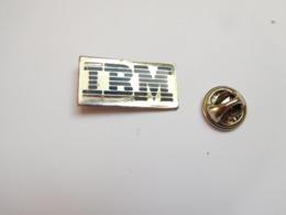 Beau Pin's , Informatique , IBM - Informatique
