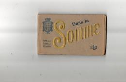 """"""" Dans La SOMME """"  ( 80 ) - Carnet De 20 Cartes ( Complet ) - France"""