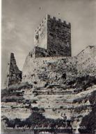 En 25 - Enna – Castello Di Lombardia – Particolare (m. 1100) - Enna