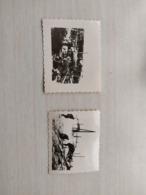 2WK Foto Wehrmacht SOLDATEN TOP FOTO PANZER TANK Stalingrad - 1939-45