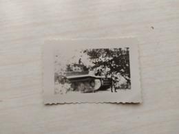2WK Foto Wehrmacht SOLDATEN TOP FOTO PANZER TANK Tiger - 1939-45