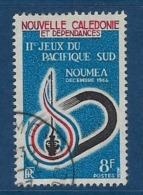 "Nle-Caledonie YT 328 "" Jeux Sportifs "" 1966 Oblitéré - Neukaledonien"