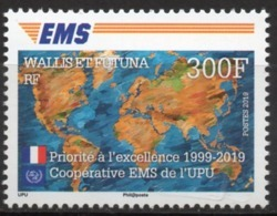 Wallis Et Futuna 2019 - E.M.S., U.P.U. - 1 Val Neuf // Mnh - Neufs