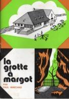 TICKET ENTRÉE LA GROTTE A MARGOT THORIGNE EN CHARNIE - SAULGES MAYENNE 53 - Tickets D'entrée