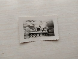 2WK Foto Nazi Wehrmacht Tank TIGER - 1939-45