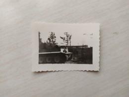 2WK Foto NAzi Panzer Tiger Wehrmacht - 1939-45