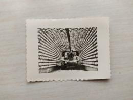 2WK Foto NAzi  USA Panzer Painting Streichen Kamera - 1939-45