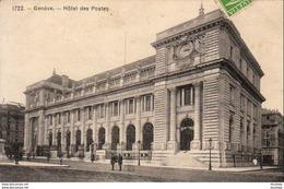 SUISSE GE GENÈVE Hôtel Des Postes - GE Genève