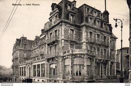 D64   BIARRITZ   Hôtel Victoria  ..... - Biarritz