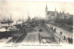 Belgie - Belgique - Anvers - Débarcadère - Antwerpen
