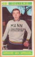 Figurina Sticker Campioni Dello Sport Panini 1967-68 - N. 265 Armand Van Springel - Ciclismo - Panini
