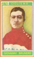 Figurina Sticker Campioni Dello Sport Panini 1967-68 - N. 276 Giovanni Brunero - Ciclismo - Panini