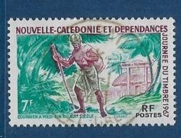"""Nle-Caledonie YT 340 """" Journée Timbre """" 1967 Oblitéré - Neukaledonien"""