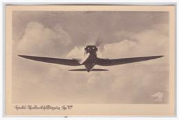 """DT- Reich (000333) Propagandakarte Heinkel """"""""Hn 70"""""""", Ungebraucht - Germany"""