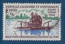 """Nle-Caledonie YT 352 """" Journée Du Timbre """" 1968 Oblitéré - Neukaledonien"""