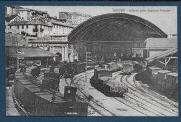 GENOVA - Interno Della Stazione Principe - Genova (Genoa)