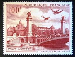 France - PA 28 * - Poste Aérienne