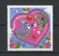 CALEDONIE 2012  N° 1141 ** Neuf MNH Superbe Coeur Saint Valentin Faune Poissons Fishes Animaux - Nouvelle-Calédonie