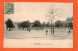 TOURCOING - La Place Verte  - 1907 - - Tourcoing