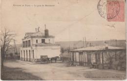 Orne : Env.  De TINCHEBRAY :  MONTSECRET :  La  Gare - France