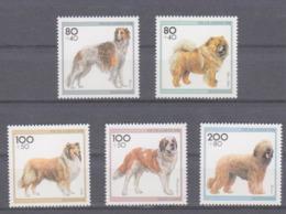 Duitsland 1996 Nr 1668/72 **, Zeer Mooi Lot Krt 4126 - Francobolli