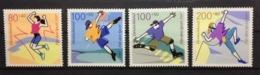 Duitsland 1997 Nr 1730/33 **, Zeer Mooi Lot Krt 4129 - Francobolli