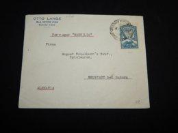 Argentina 1935 Buenos Aires Massilia Cover To Germany__(L-30520) - Briefe U. Dokumente