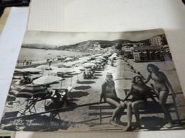 ALBISOLA  VITA DA SPIAGGIA RAGAZZE COSTUME BAGNO PIN UP VB1951  HE531 - Savona
