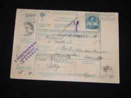 Austria 1908 Krakau 10h Blue Stationery Card To France__(L-29406) - Entiers Postaux