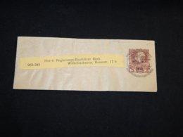 Austria 1912 Mitteilungen Wrapper__(L-28809) - Entiers Postaux