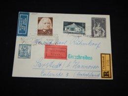Austria 1961 Christkindl Registered Cover__(L-29015) - 1945-.... 2ème République
