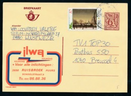 PUBLIBEL Nr 2692N - ILWA Keukens - Stamped Stationery