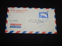 Costa Rica 1979 Air Mail Cover To Belgium__(L-30200) - Costa Rica