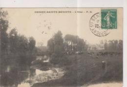 CPA-02-Aisne- ORIGNY-SAINTE-BENOITE- L'Oise- - Altri Comuni