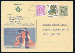 "PUBLIBEL Nr 2758N - Streekwijnen - Cachet ""RETIE 2470"" - Stamped Stationery"