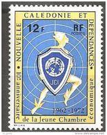 """Nle-Caledonie YT 385 """" Jeune Chambre économique """" 1972 Neuf** - Neukaledonien"""