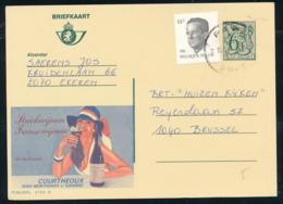 PUBLIBEL Nr 2760N - Streekwijnen - Stamped Stationery