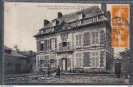 Carte Postale 59. Phalempin L'Hermitage  Maison Foretière  Résidence De Chasse De Louis XIVtrés Beau Plan - Autres Communes