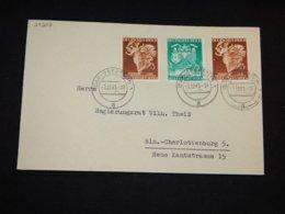Germany 1941 Idar-Oberstein Cover__(L-29208) - Briefe U. Dokumente